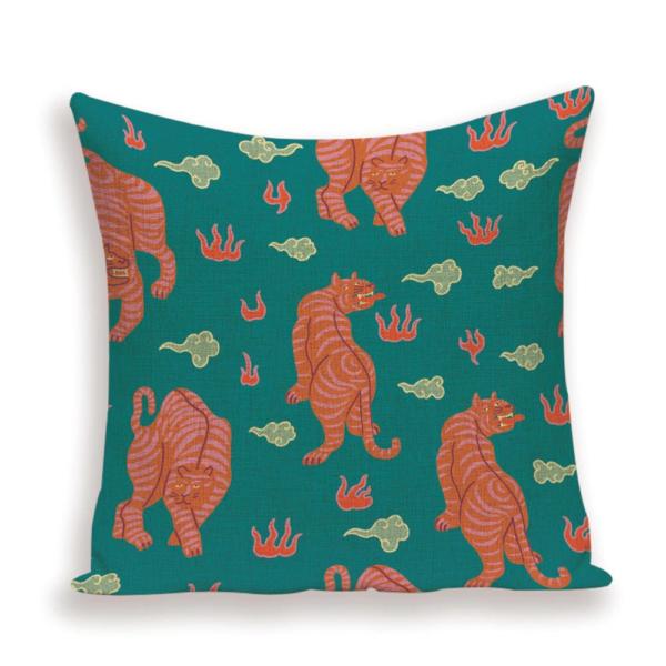 cloud tiger cushion