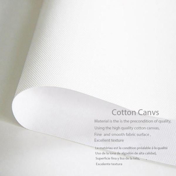canvas sheet print
