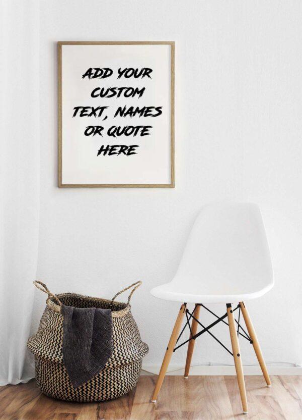 quotes artline mockup