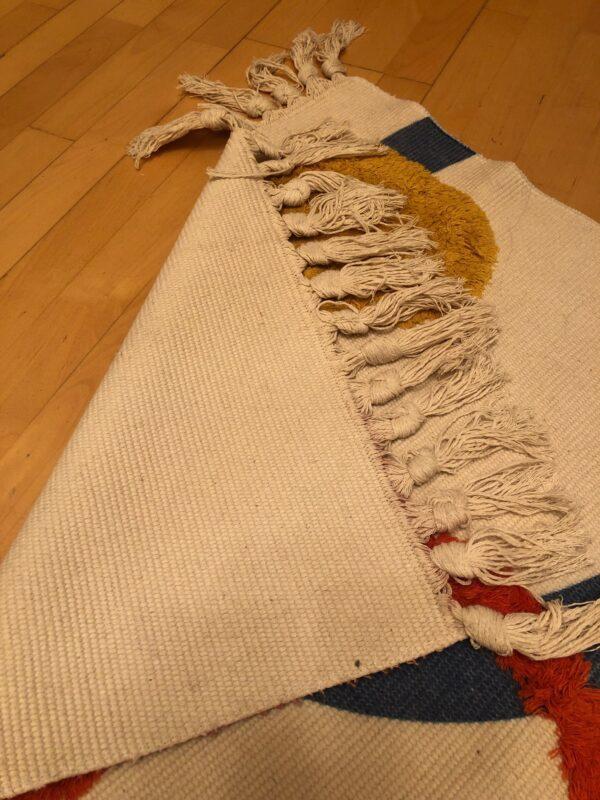 Retro Bohemian Hand Woven Cotton Linen
