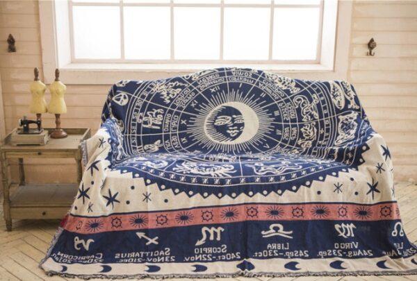 horoscope tapestry